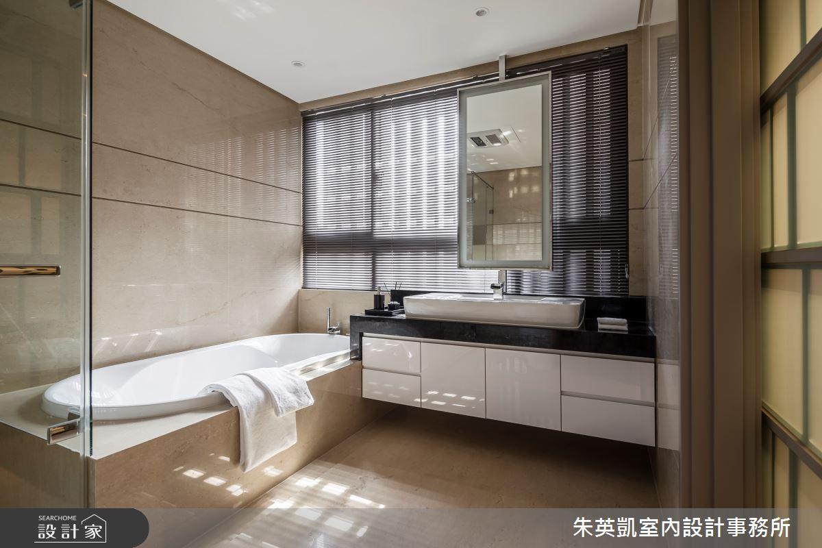 45坪新成屋(5年以下)_現代風浴室案例圖片_朱英凱室內設計事務所_朱英凱_33之21