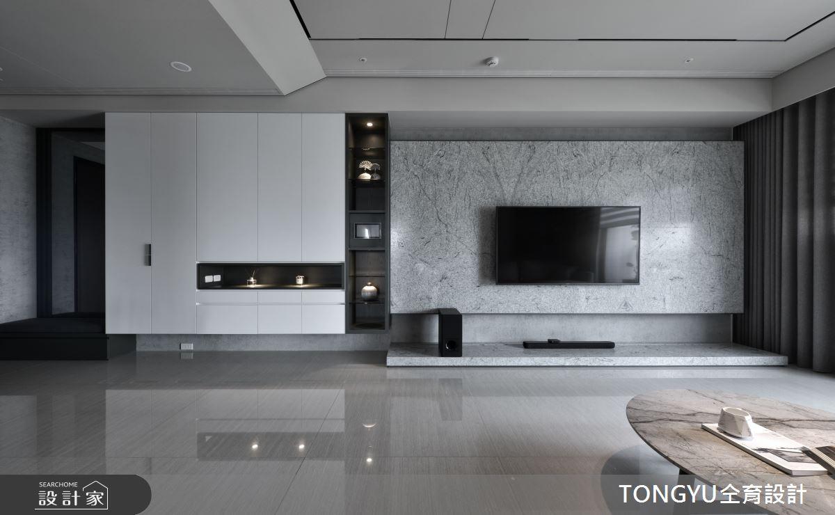 93坪預售屋_現代風案例圖片_仝育室內裝修設計有限公司_仝育_27之4