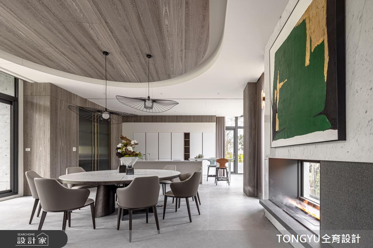 300坪新成屋(5年以下)_現代風案例圖片_仝育室內裝修設計有限公司_仝育_28之4