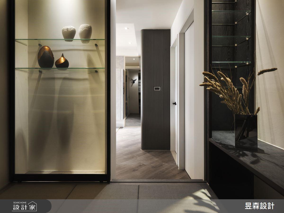 17坪新成屋(5年以下)_現代風和室案例圖片_昱森室內裝修有限公司_昱森_11之13