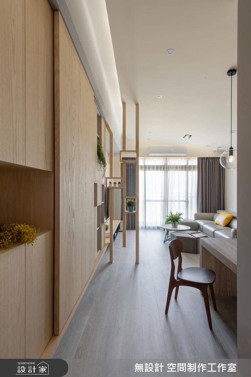20坪新成屋(5年以下)_混搭風餐廳案例圖片_無設計 空間制作工作室_無設計_10之2