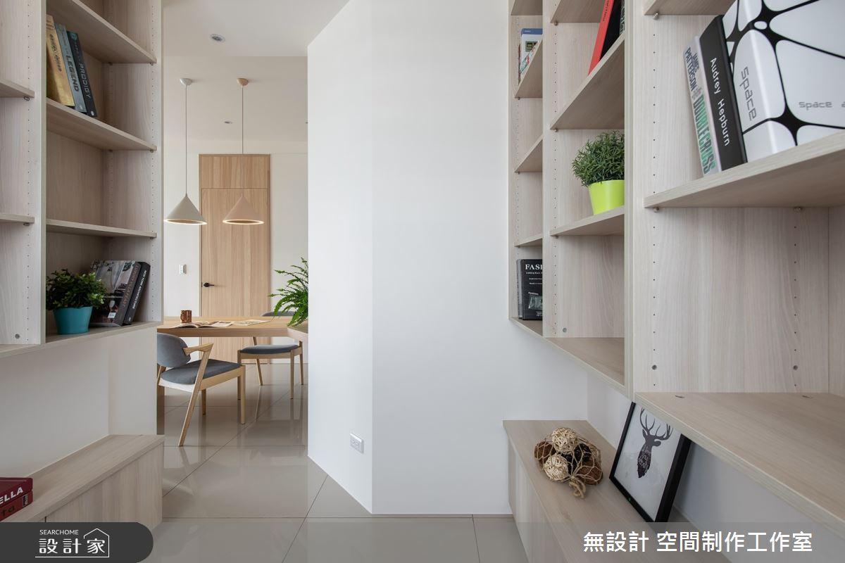17坪新成屋(5年以下)_混搭風案例圖片_無設計 空間制作工作室_無設計_13之9
