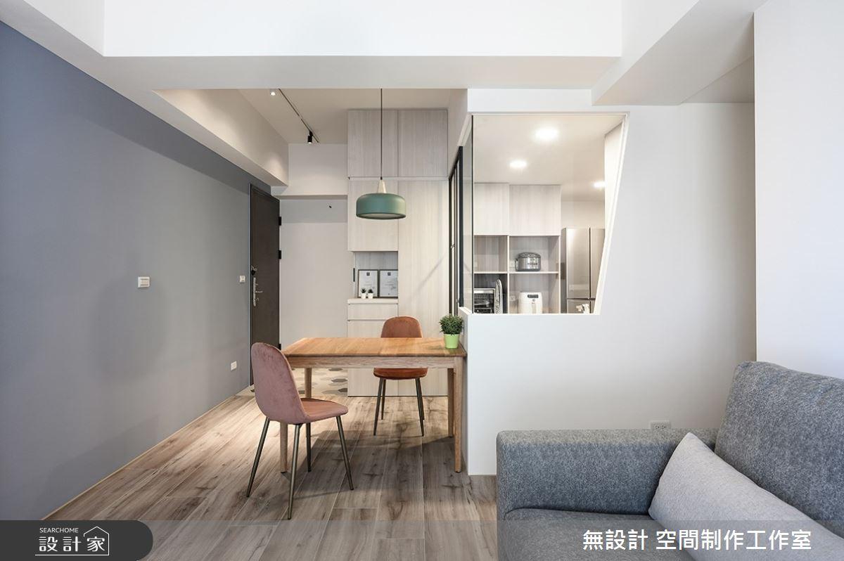 20坪新成屋(5年以下)_混搭風案例圖片_無設計 空間制作工作室_無設計_14之3