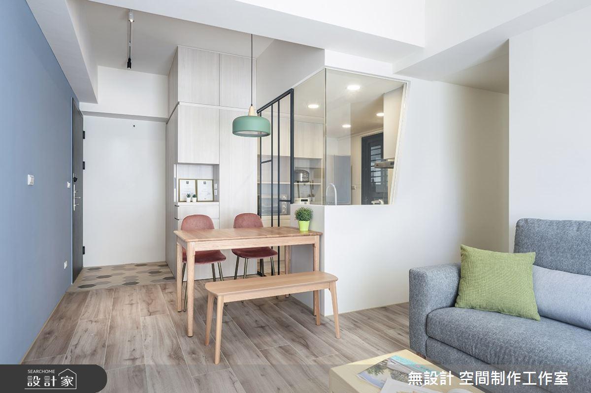 20坪新成屋(5年以下)_混搭風案例圖片_無設計 空間制作工作室_無設計_14之4