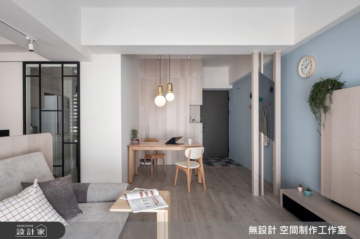20坪新成屋(5年以下)_混搭風餐廳案例圖片_無設計 空間制作工作室_無設計_15之4