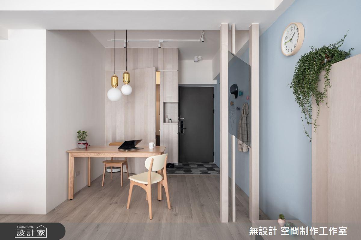 20坪新成屋(5年以下)_混搭風餐廳案例圖片_無設計 空間制作工作室_無設計_15之5