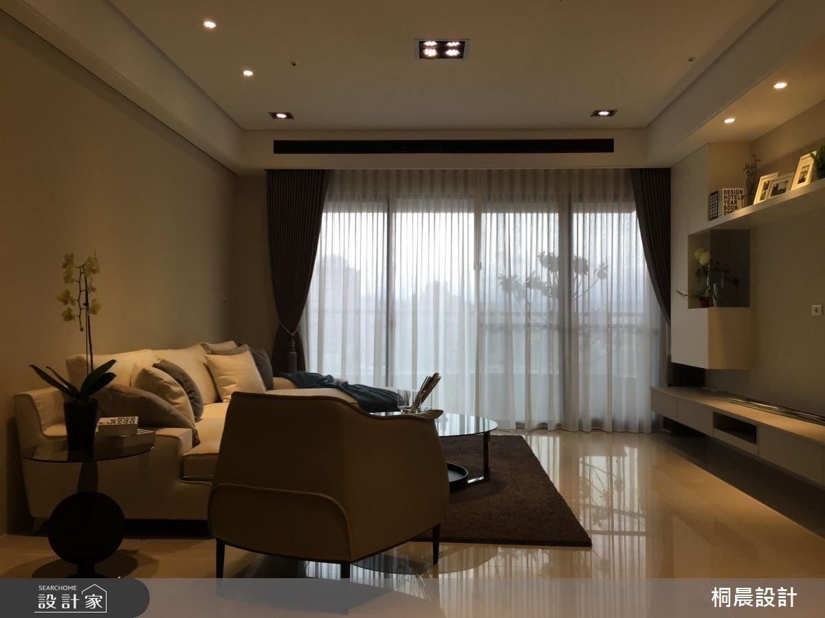 40坪新成屋(5年以下)_現代風案例圖片_桐晨設計/T.C Interior Design_桐晨_03之2