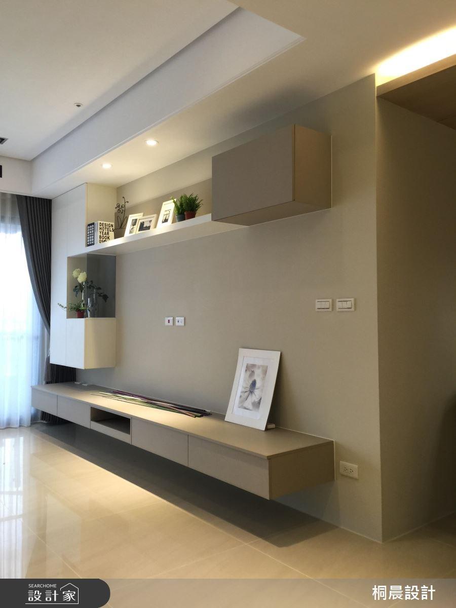 40坪新成屋(5年以下)_現代風案例圖片_桐晨設計/T.C Interior Design_桐晨_03之3