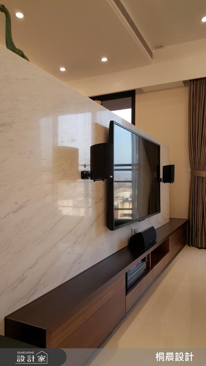 40坪新成屋(5年以下)_現代風案例圖片_桐晨設計/T.C Interior Design_桐晨_04之3
