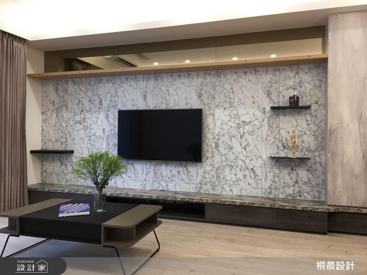40坪新成屋(5年以下)_現代風案例圖片_桐晨設計/T.C Interior Design_桐晨_08之1