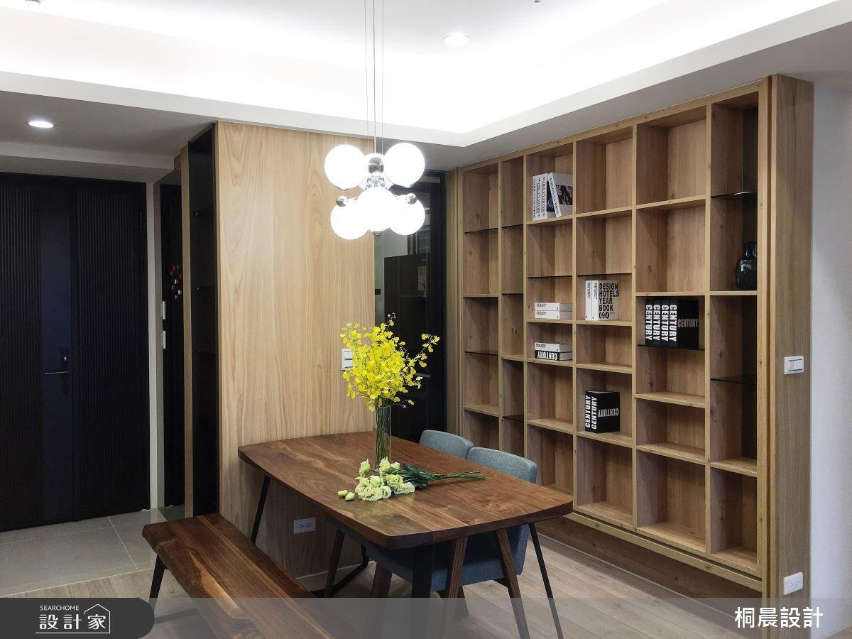 40坪新成屋(5年以下)_現代風案例圖片_桐晨設計/T.C Interior Design_桐晨_08之4