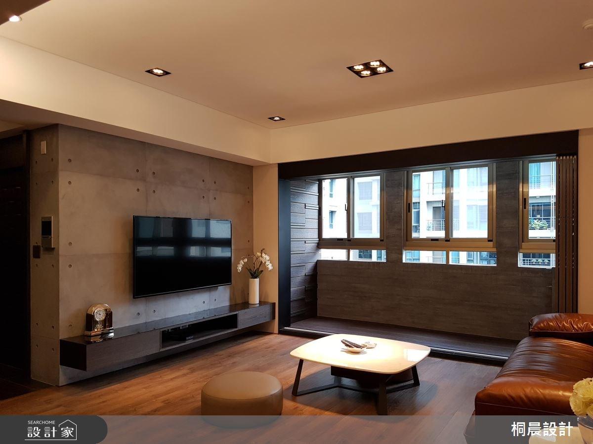 50坪老屋(16~30年)_混搭風案例圖片_桐晨設計/T.C Interior Design_桐晨_11之4