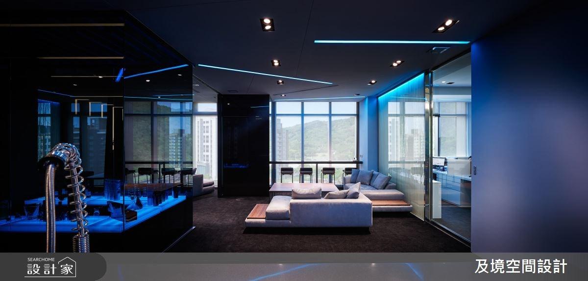 100坪新成屋(5年以下)_混搭風商業空間案例圖片_及境空間設計有限公司_及境_03之4