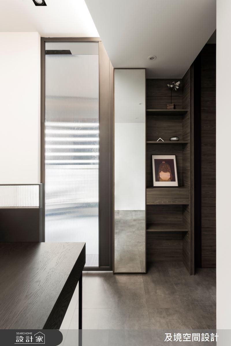 13坪新成屋(5年以下)_現代風案例圖片_及境空間設計有限公司_及境_11之6