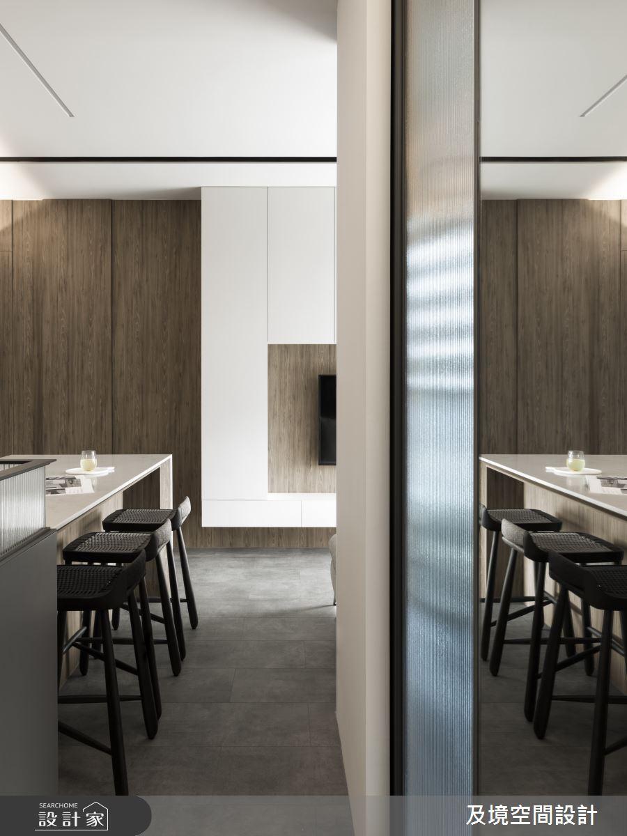 13坪新成屋(5年以下)_現代風案例圖片_及境空間設計有限公司_及境_11之4