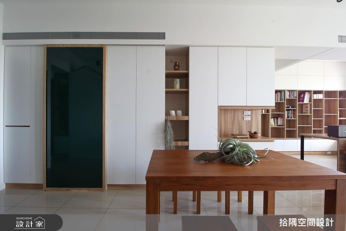 30坪新成屋(5年以下)_療癒風餐廳案例圖片_拾隅空間設計_拾隅_04之4