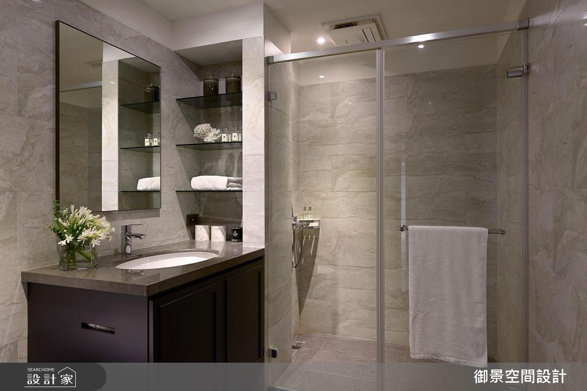 65坪老屋(16~30年)_新古典浴室案例圖片_Palladio 御景設計_御景_01之6