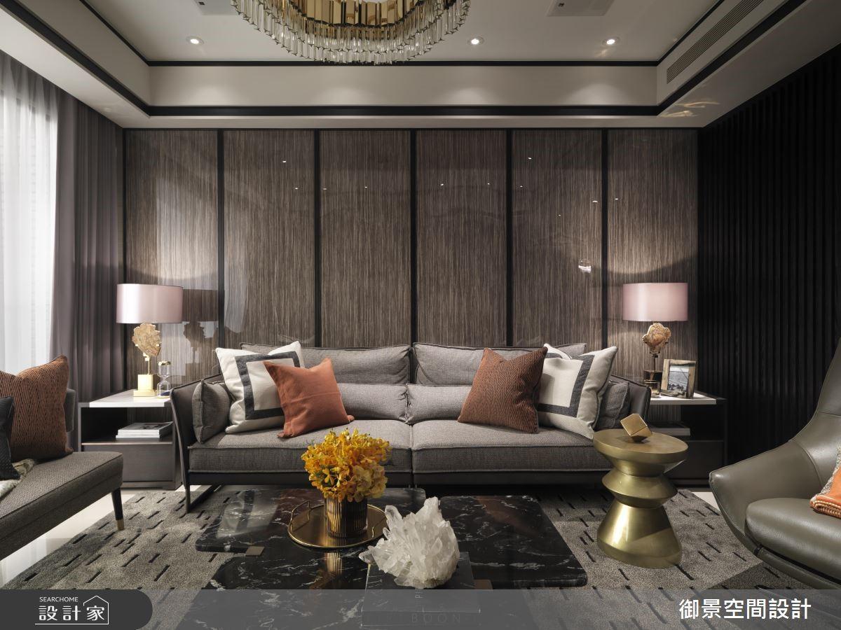 65坪新成屋(5年以下)_奢華風客廳案例圖片_Palladio 御景設計_御景_08之3