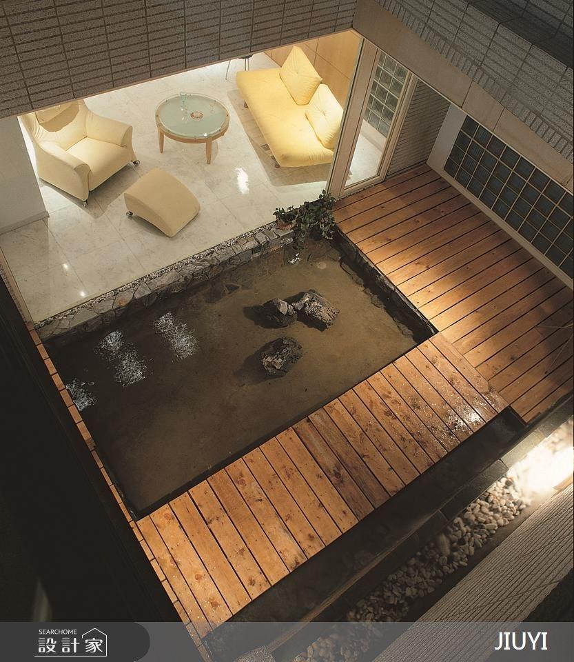 90坪新成屋(5年以下)_混搭風客廳案例圖片_俱意設計_俱意_04之2