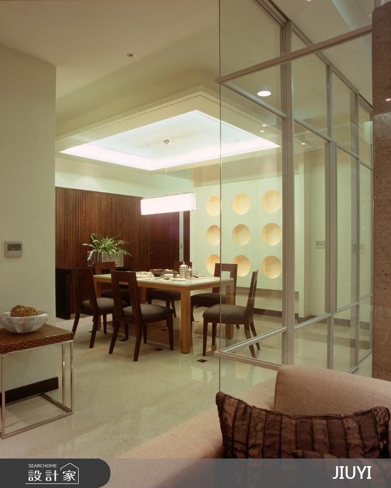 45坪老屋(16~30年)_現代風餐廳案例圖片_俱意設計_俱意_05之4