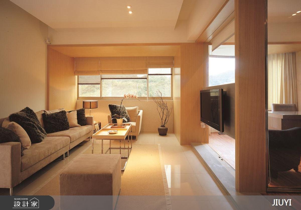 30坪新成屋(5年以下)_現代風客廳案例圖片_俱意設計_俱意_10之2