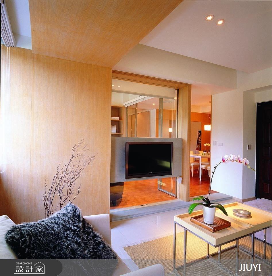 30坪新成屋(5年以下)_現代風客廳案例圖片_俱意設計_俱意_10之3