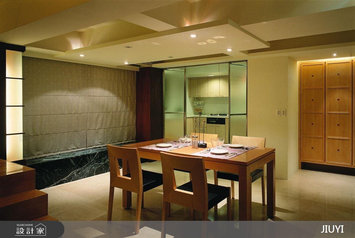 70坪中古屋(5~15年)_人文禪風餐廳廚房案例圖片_俱意設計_俱意_18之4