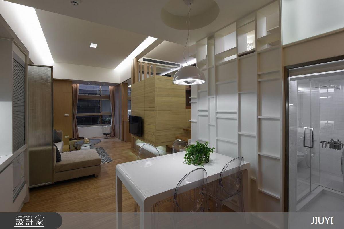 15坪中古屋(5~15年)_現代風客廳餐廳案例圖片_俱意設計_俱意_27之2
