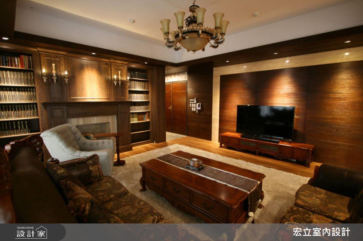 媲美霍格華茲場景!新古典氣派宅邸的暖心魔力