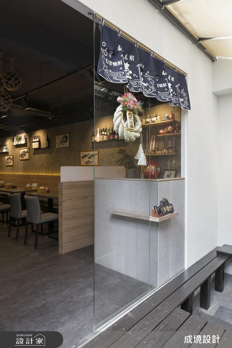 37坪老屋(16~30年)_人文禪風商業空間案例圖片_成境設計_成境_01之3