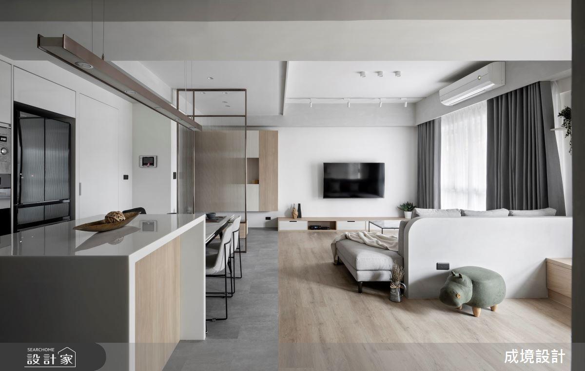 26坪新成屋(5年以下)_北歐風案例圖片_成境設計_成境_25之10