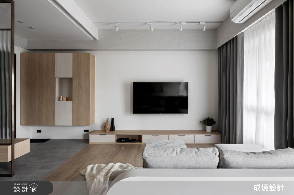 26坪新成屋(5年以下)_北歐風案例圖片_成境設計_成境_25之4