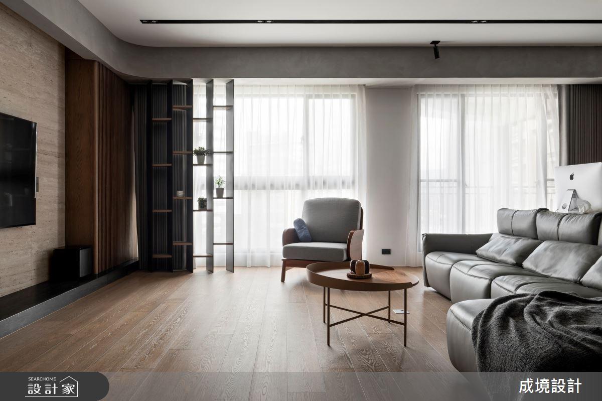 48坪新成屋(5年以下)_現代風案例圖片_成境設計_成境_27之1