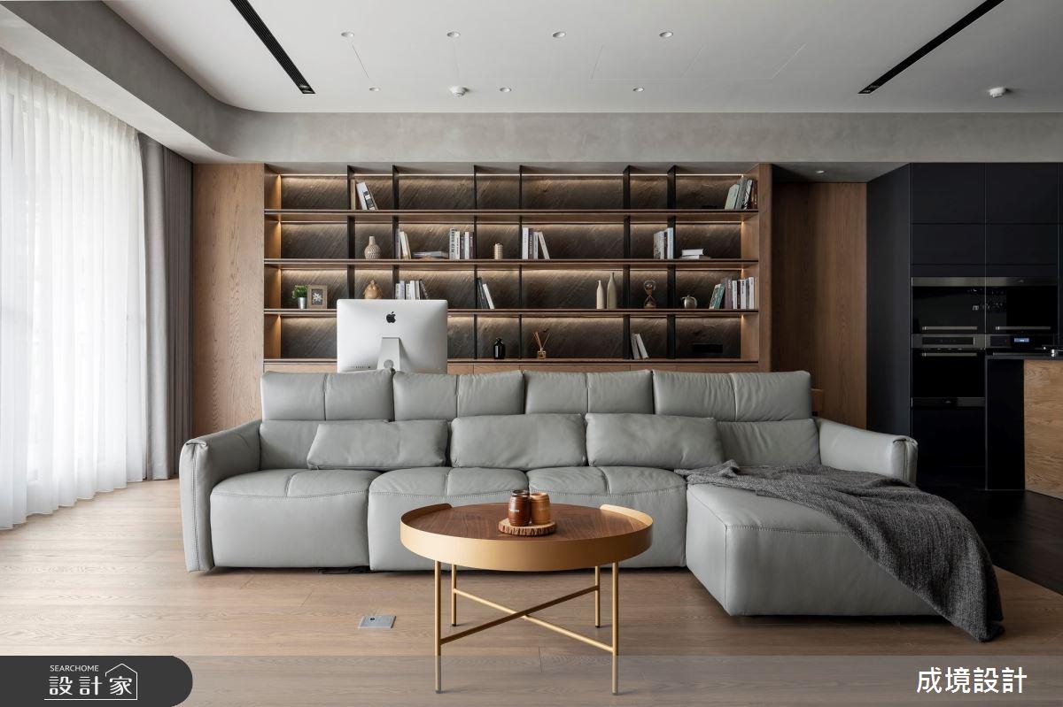 48坪新成屋(5年以下)_現代風案例圖片_成境設計_成境_27之2