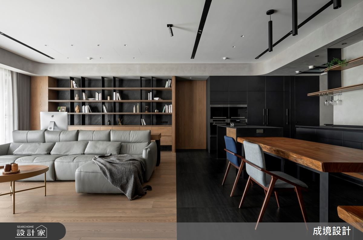 48坪新成屋(5年以下)_現代風案例圖片_成境設計_成境_27之3