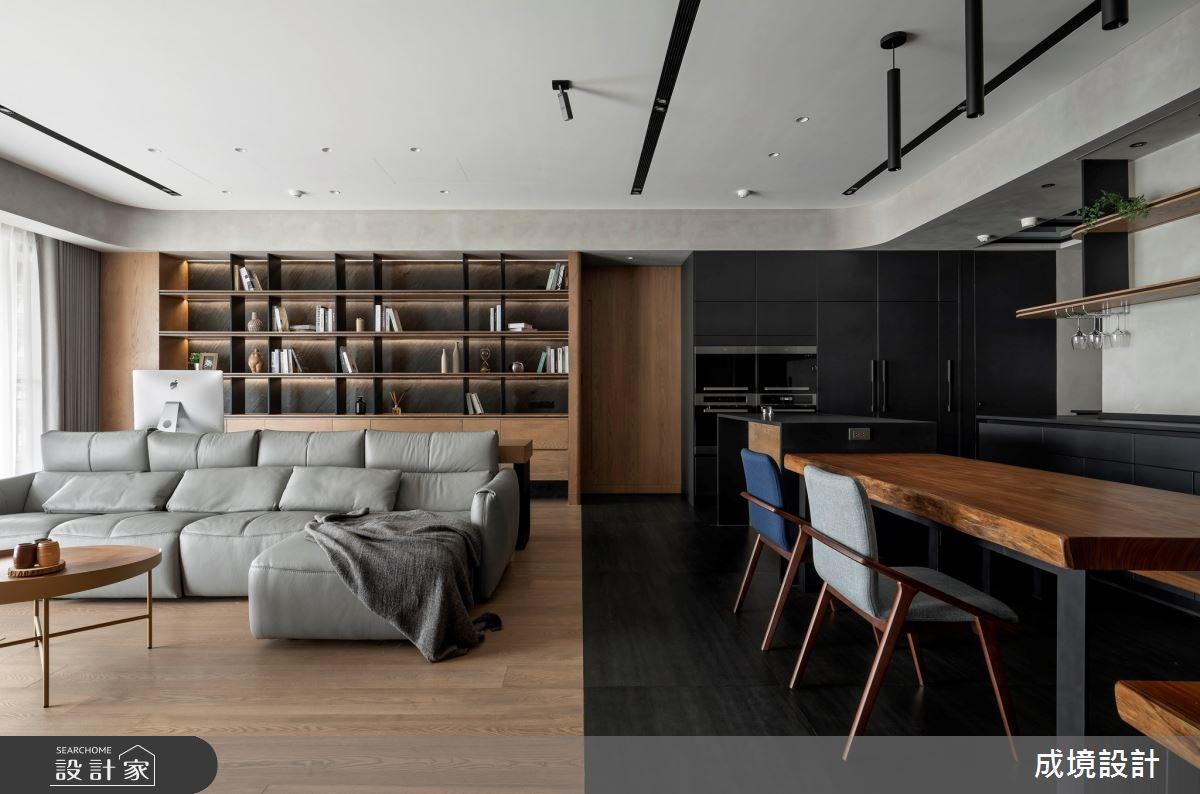 48坪新成屋(5年以下)_現代風案例圖片_成境設計_成境_27之4