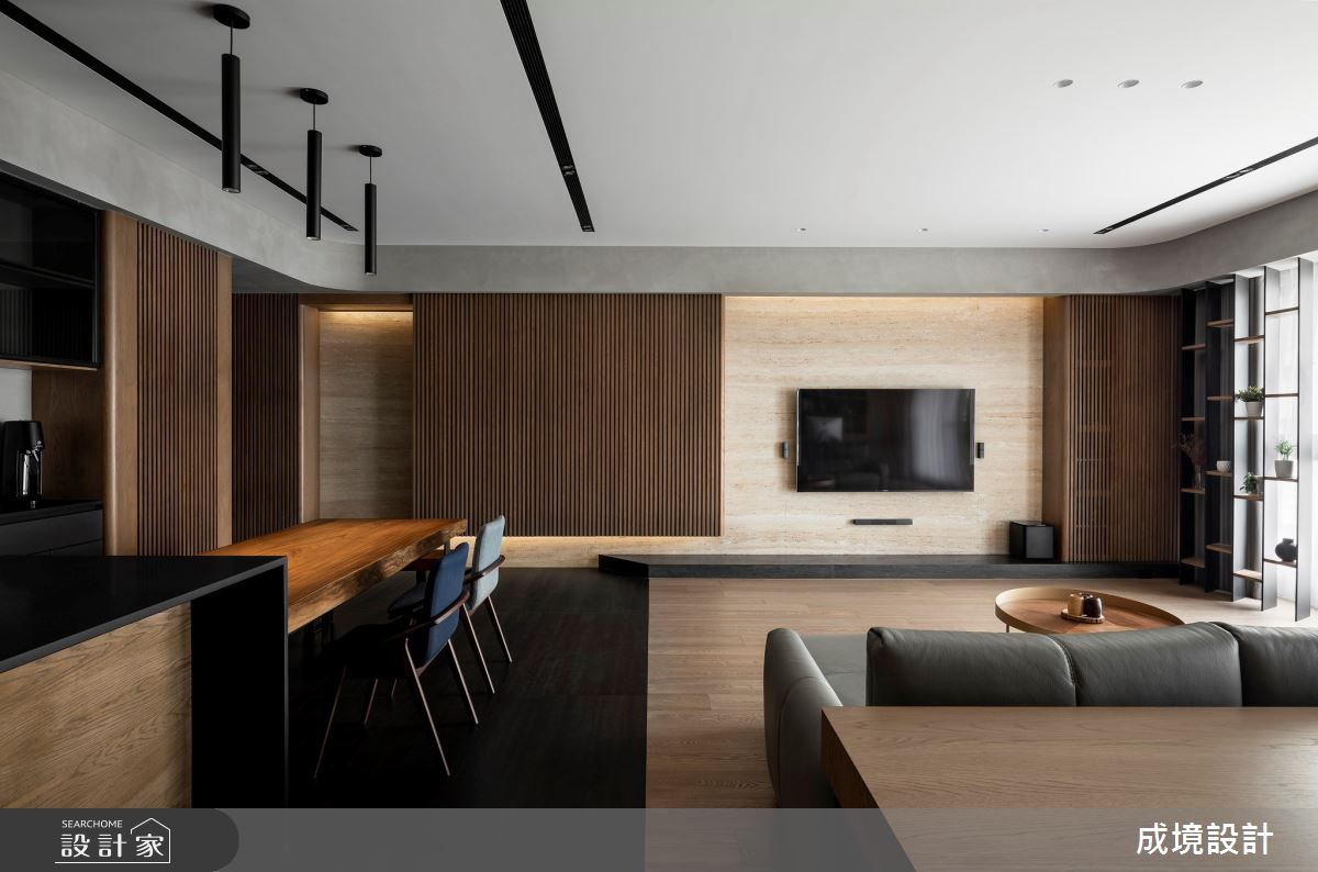 48坪新成屋(5年以下)_現代風案例圖片_成境設計_成境_27之5
