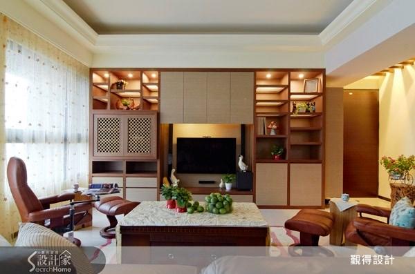 39坪新成屋(5年以下)_新中式風案例圖片_覲得空間設計_覲得_117之3