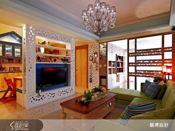 38坪新成屋(5年以下)_鄉村風案例圖片_覲得空間設計_覲得_118之3