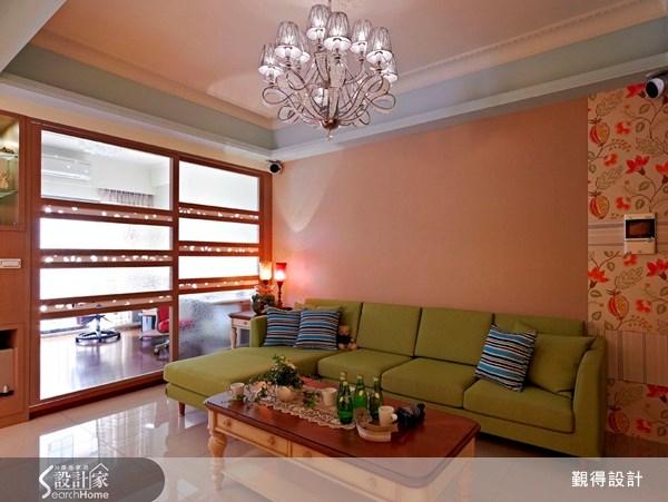 38坪新成屋(5年以下)_鄉村風案例圖片_覲得空間設計_覲得_118之2