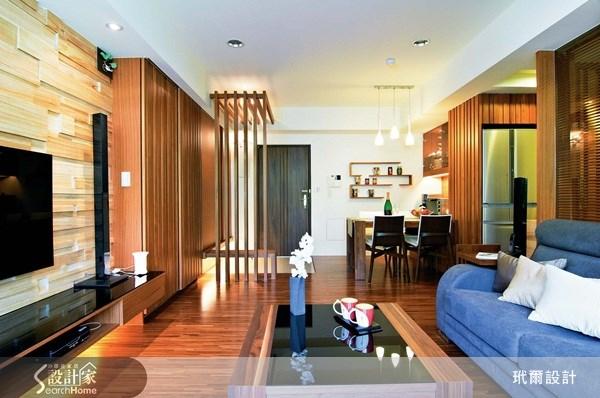 25坪新成屋(5年以下)_人文禪風案例圖片_玳爾設計_玳爾_20之6
