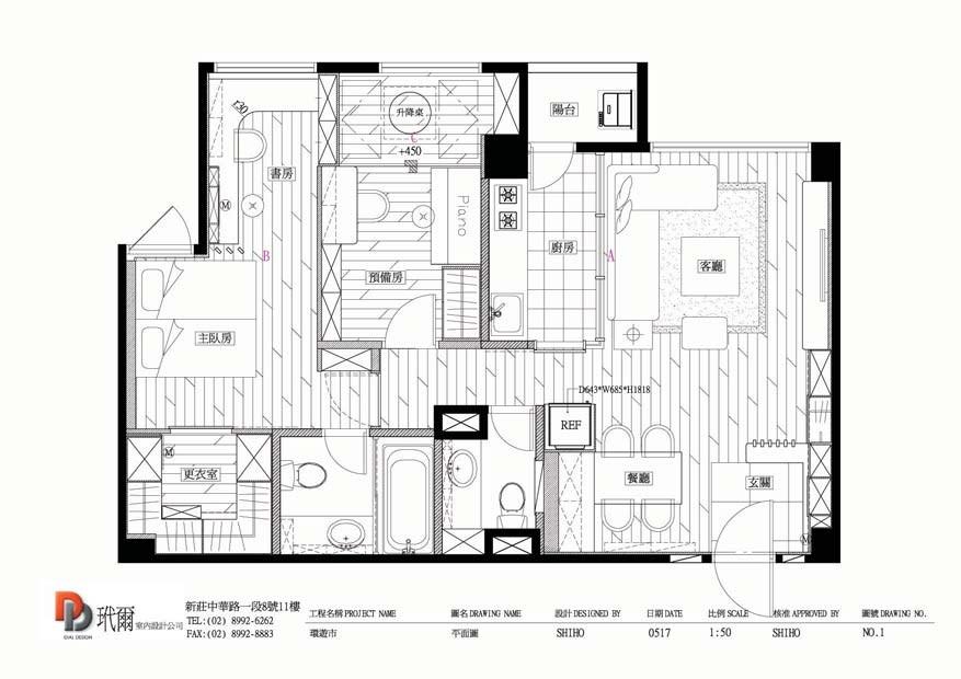 25坪新成屋(5年以下)_人文禪風案例圖片_玳爾設計_玳爾_20之17