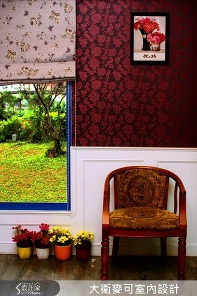 100坪老屋(16~30年)_鄉村風案例圖片_大衛麥可設計_大衛麥可_25之2