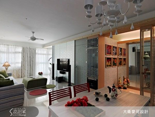 45坪新成屋(5年以下)_混搭風案例圖片_大衛麥可設計_大衛麥可_28之4