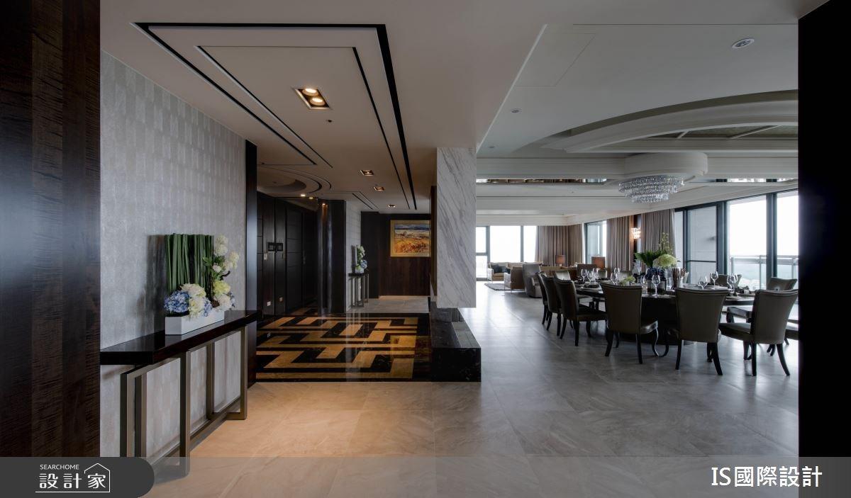 新成屋(5年以下)_混搭風玄關餐廳案例圖片_IS國際設計_IS_114之5