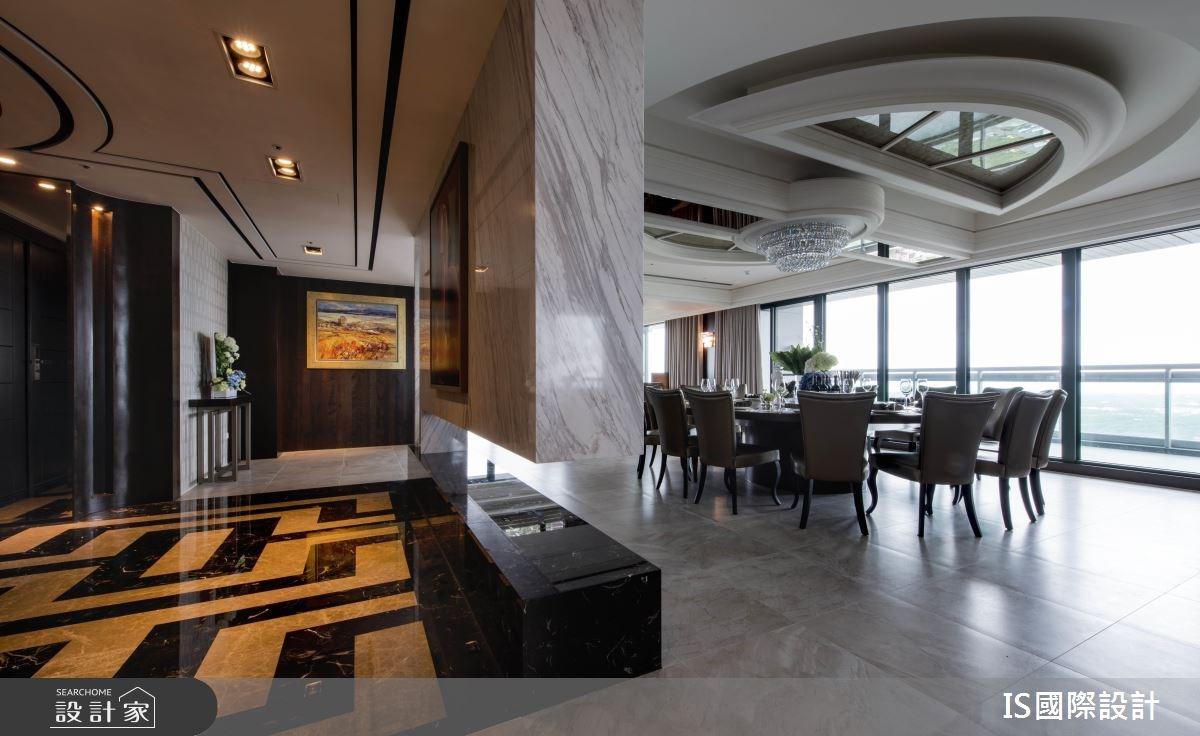 新成屋(5年以下)_混搭風玄關餐廳案例圖片_IS國際設計_IS_114之6