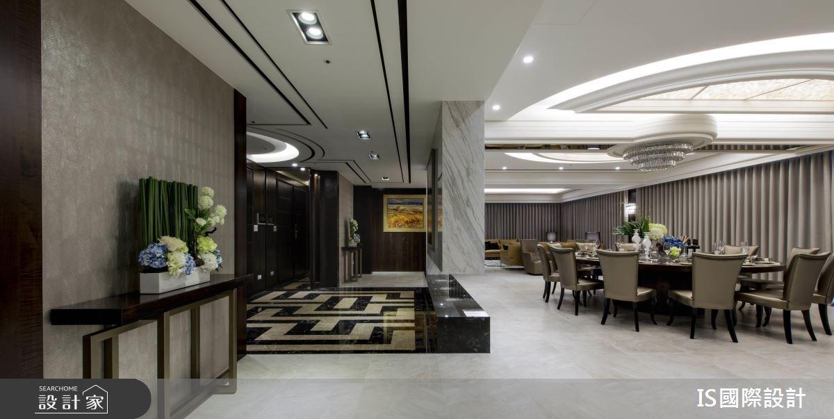 新成屋(5年以下)_混搭風玄關餐廳案例圖片_IS國際設計_IS_114之14