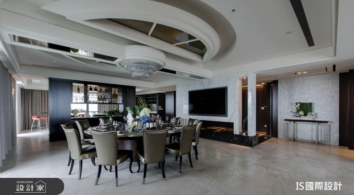 新成屋(5年以下)_混搭風餐廳案例圖片_IS國際設計_IS_114之16