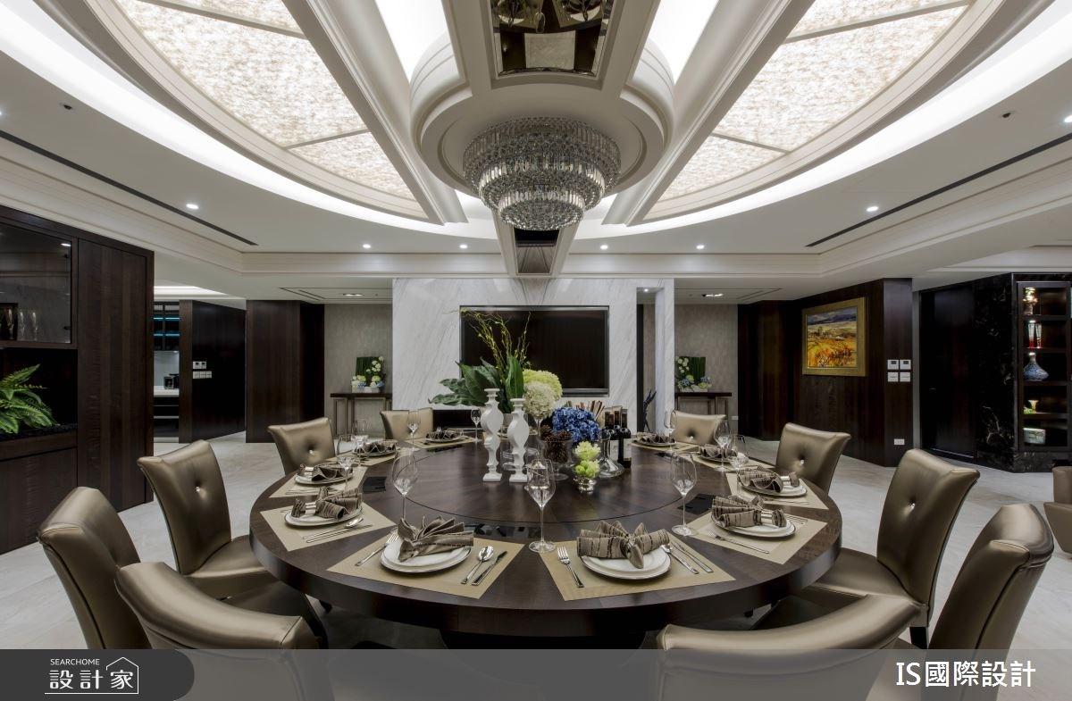 新成屋(5年以下)_混搭風餐廳案例圖片_IS國際設計_IS_114之18