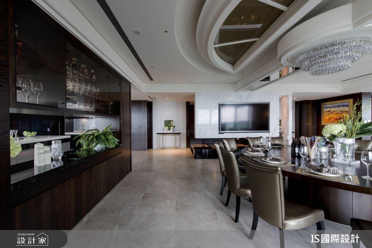 新成屋(5年以下)_混搭風餐廳案例圖片_IS國際設計_IS_114之19